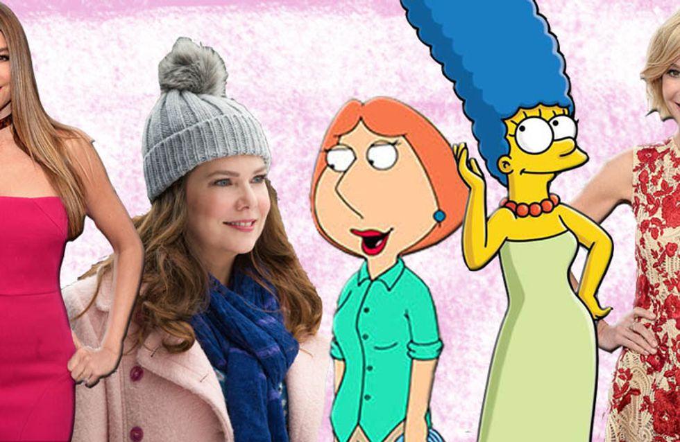 Marge oder Lorelai: Dieser Test verrät, welche TV-Mama in dir steckt