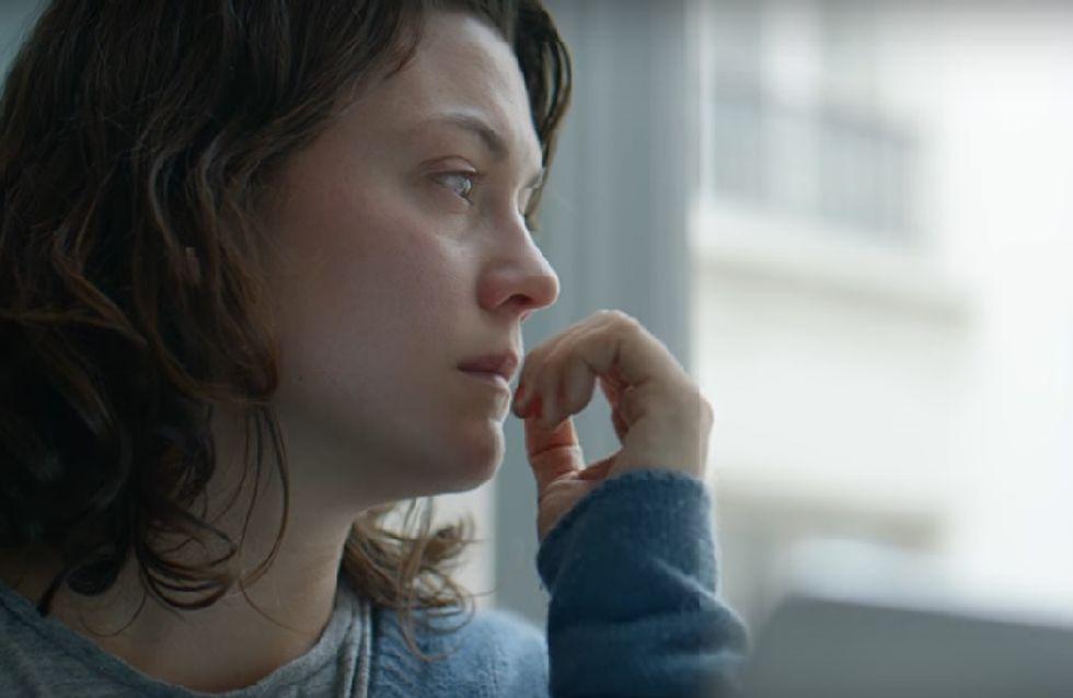 Une nouvelle campagne poignante pour le numéro d'écoute des victimes de viol