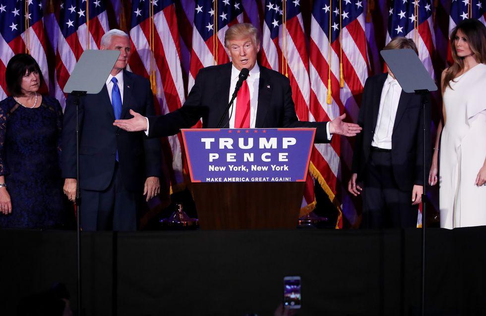 Ce que signifie l'élection de Donald Trump pour les droits des femmes... et de l'Homme plus globalement