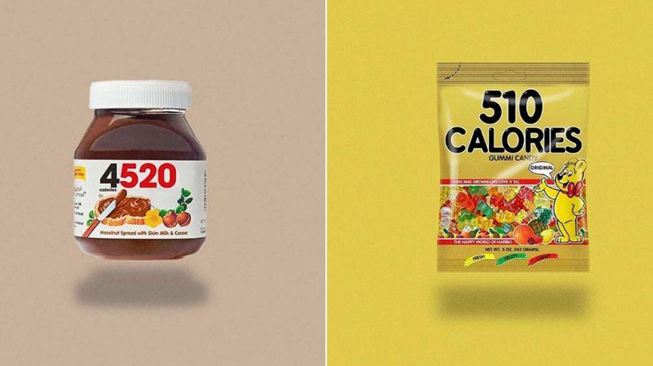 Wieviele Kalorien stecken in einem Glas Nutella? Das Ergebnis überrascht selbst den härtesten Fan!