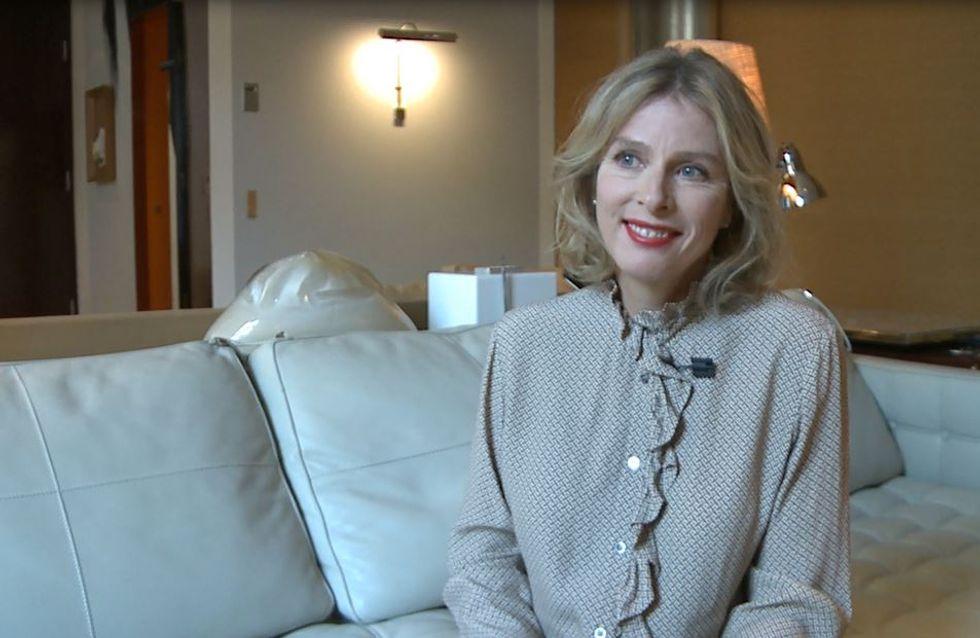 """Karin Viard se confie sur """"Le Petit Locataire"""" (Interview Vidéo)"""