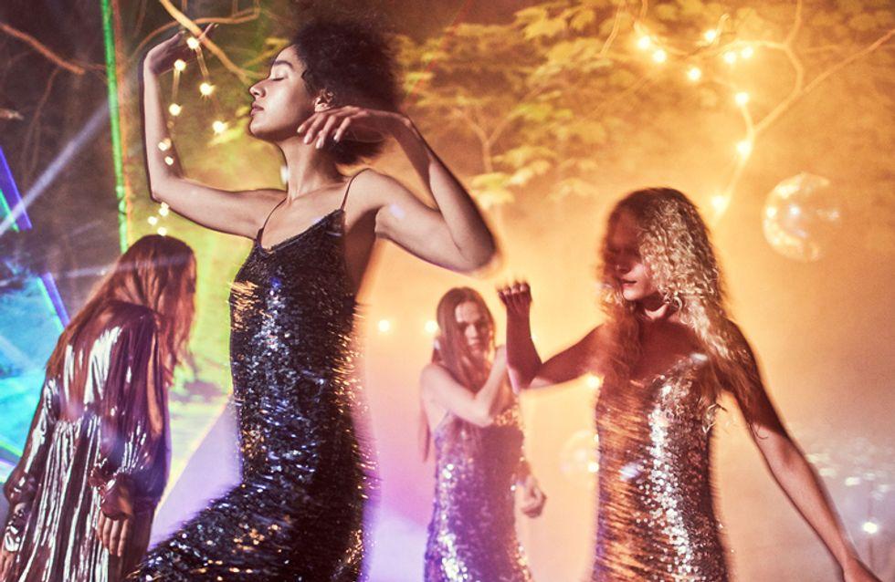 Lurex, ombreiras & neon: abram alas para a moda dos anos 80!