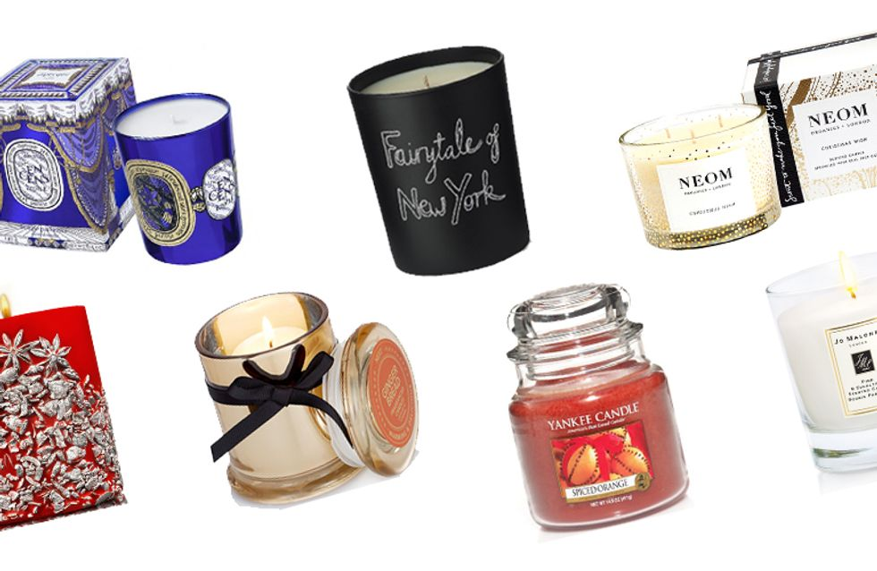 The Definitive Ranking of The Best Winter Candles for Christmas