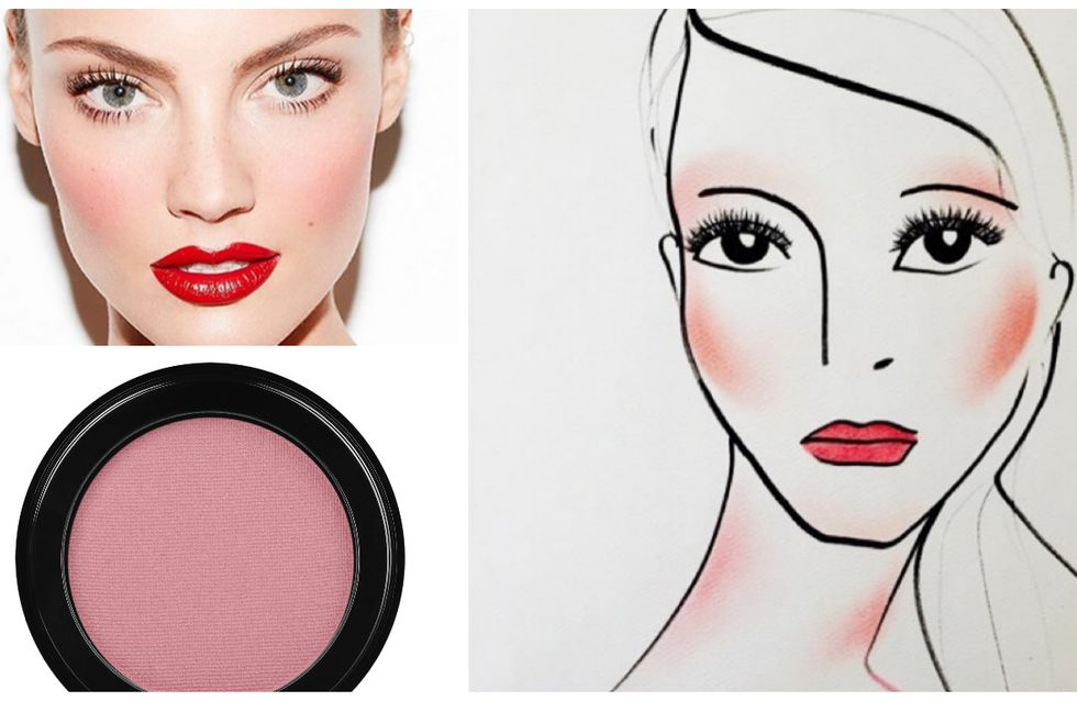 Radar beauté: Le draping pour illuminer le visage