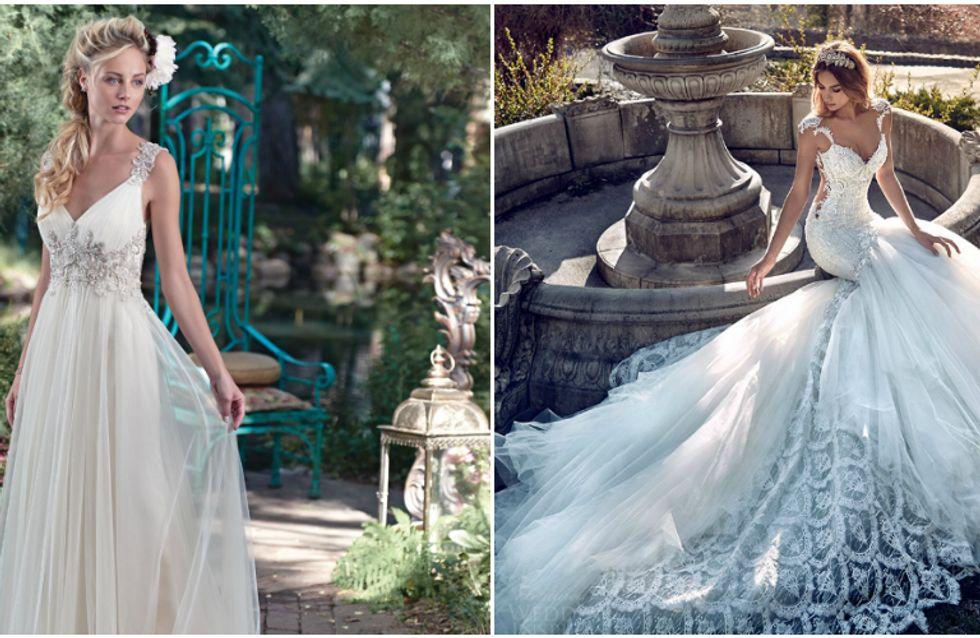 Os principais cortes de vestidos de noiva (escolha o que mais combina com você)
