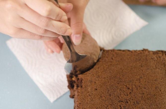 Recette gâteau château fort