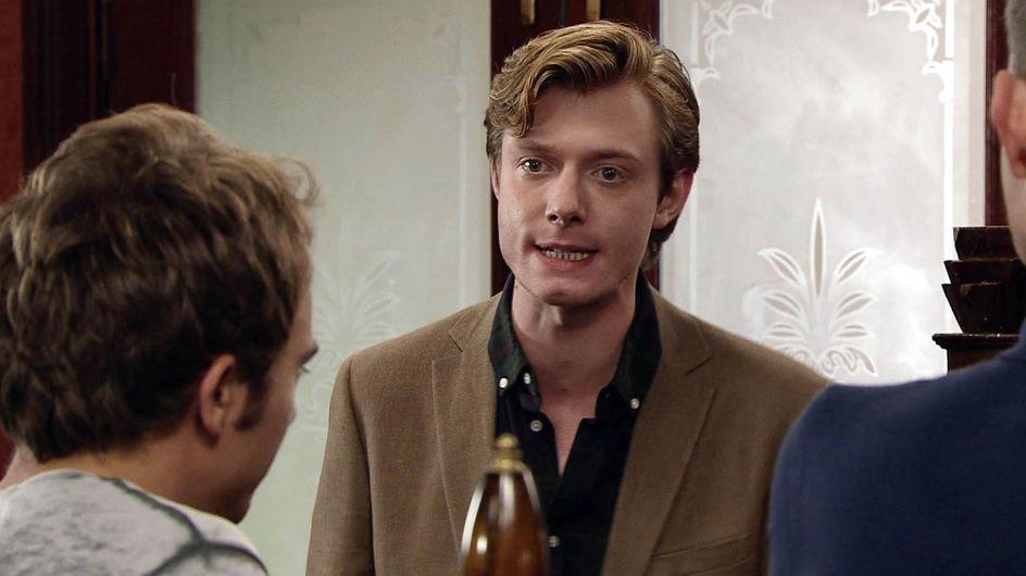 Coronation Street 23/11 - Daniel Loses It With David And Nick