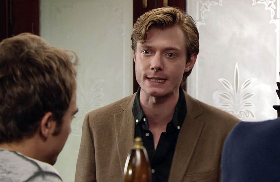 Coronation Street 23/11 - Daniel Loses It With David And Nick