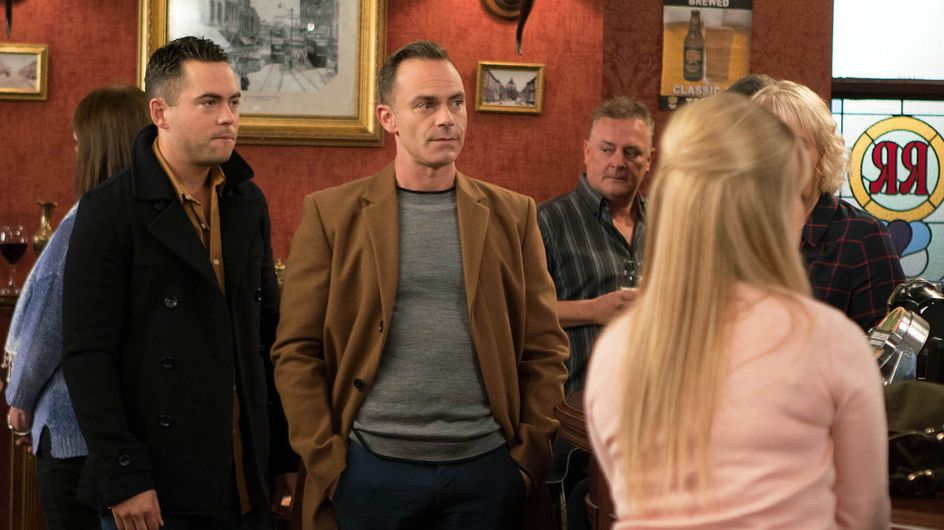 Coronation Street 24/11 - Todd Faces The Music