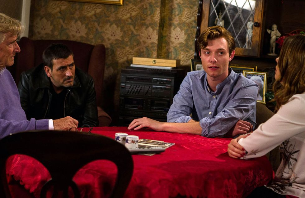 Coronation Street 25/11 - World War 3 Erupts At The Barlows'