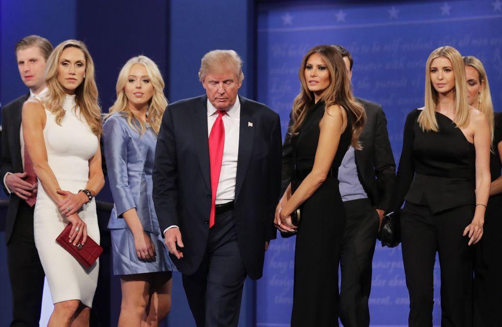 Qui sont les femmes qui entourent Donald Trump ? (Photos)