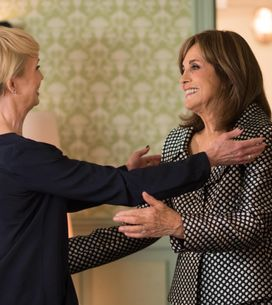 Hollyoaks 21/11 - Marnie's Mother Descend On The Village