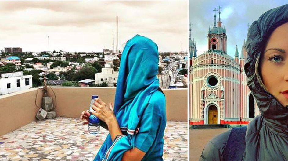 Diese 27-Jährige wird die erste Frau, die JEDES Land auf der Welt bereist hat