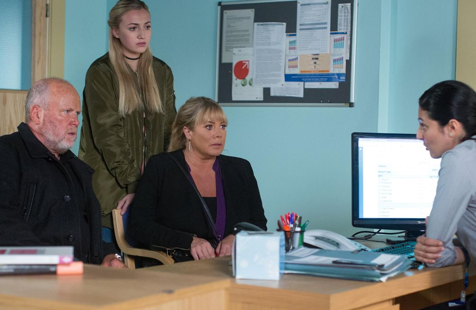 Eastenders 21/11 - It's A Big Day For The Mitchells