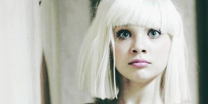 Maddie Zieger (Bailarina Sia)