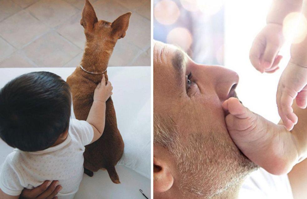 Raoul Bova: papà innamorato su Instagram. Ecco il dolcissimo scatto!