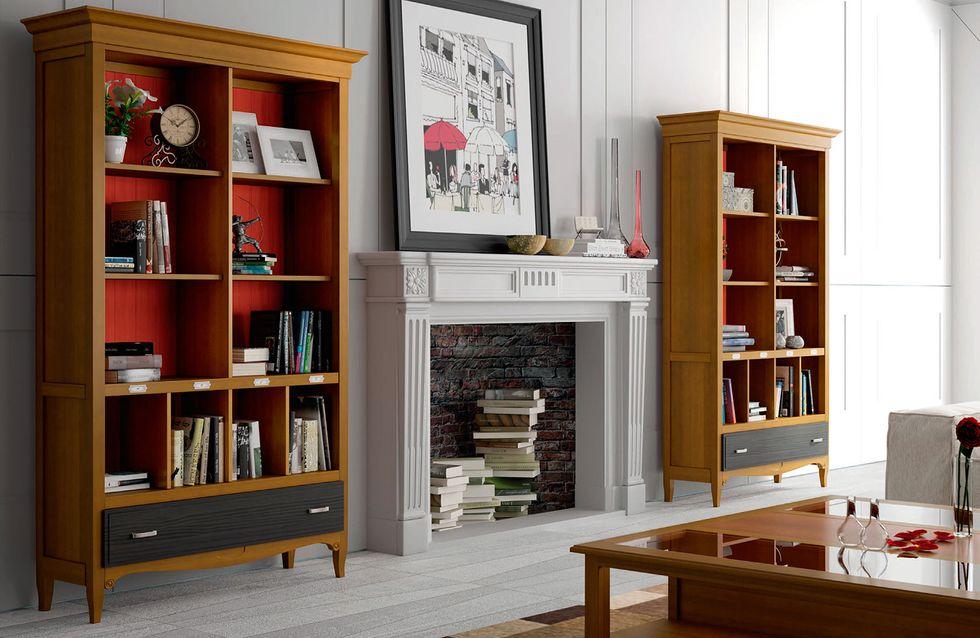 ¡Adiós al desorden! Muebles para que tu hogar rebose de equilibrio y encanto