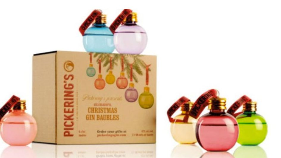 Gin Baubles are The Brilliantly Boozy Way to Decorate Your Christmas Tree
