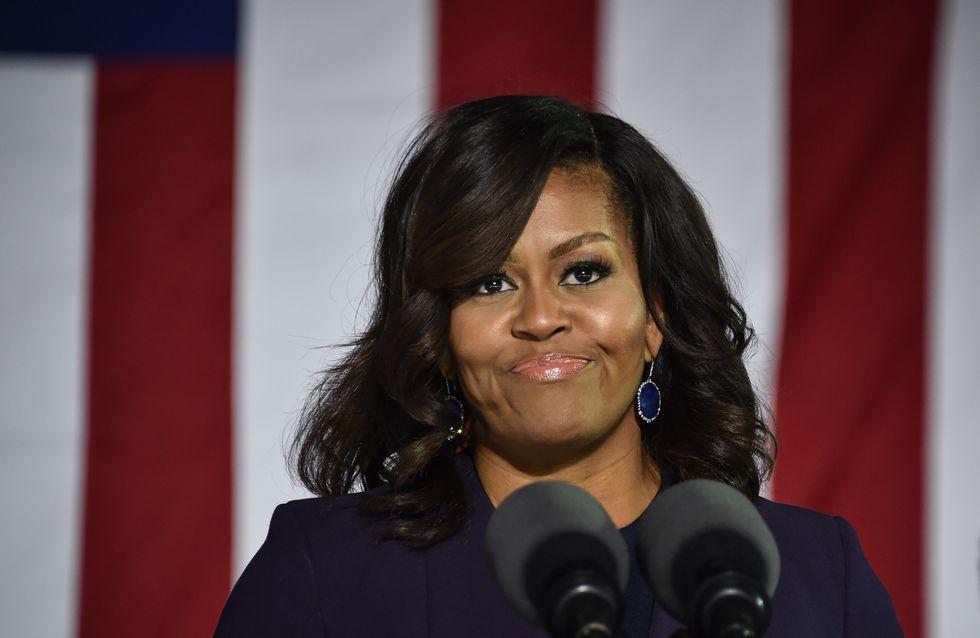"""Michelle Obama candidate en 2020 : """"Il est temps pour Barack et moi de passer à autre chose"""""""