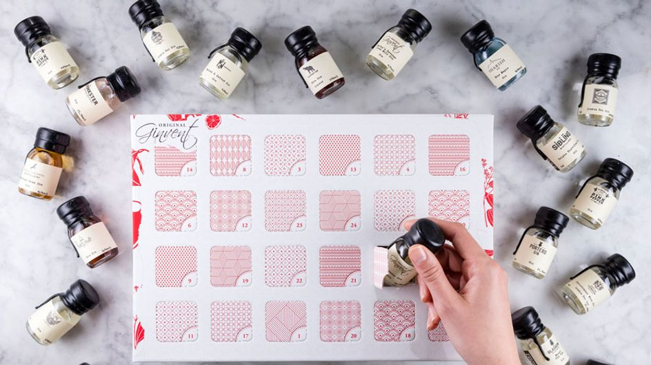 This Gin Advent Calendar Will Get You Into The Christmas Spirit, Quite Literally
