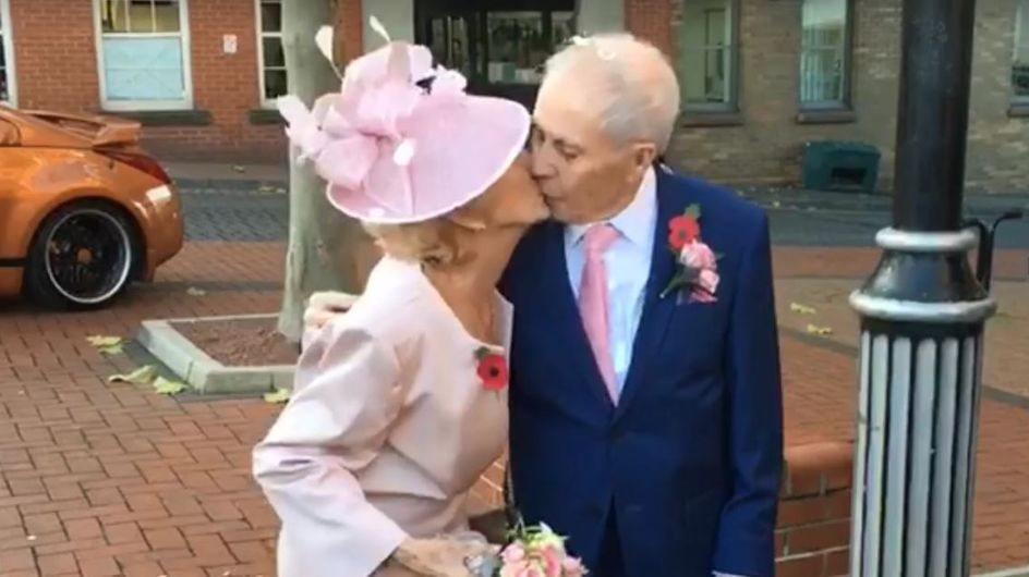 Happy End nach 65 Jahren! Diese beiden mussten so lange warten, um endlich JA sagen zu können