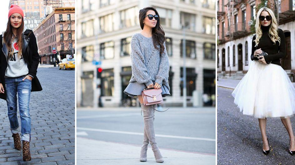 Comment porter un pull en restant vraiment élégante ? On vous le prouve en 50 looks