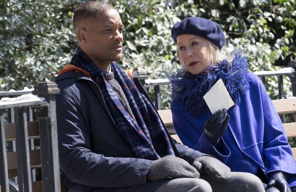 Découvrez Will Smith et Kate Winslet dans la bande-annonce émouvante du film Beauté cachée