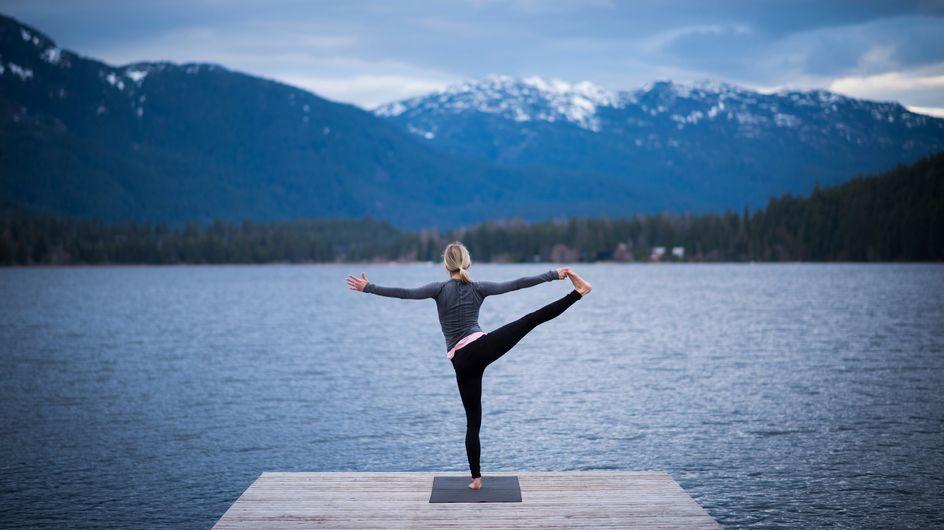 Esta increíble cuenta de Instagram de yoga sacará lo mejor de ti misma