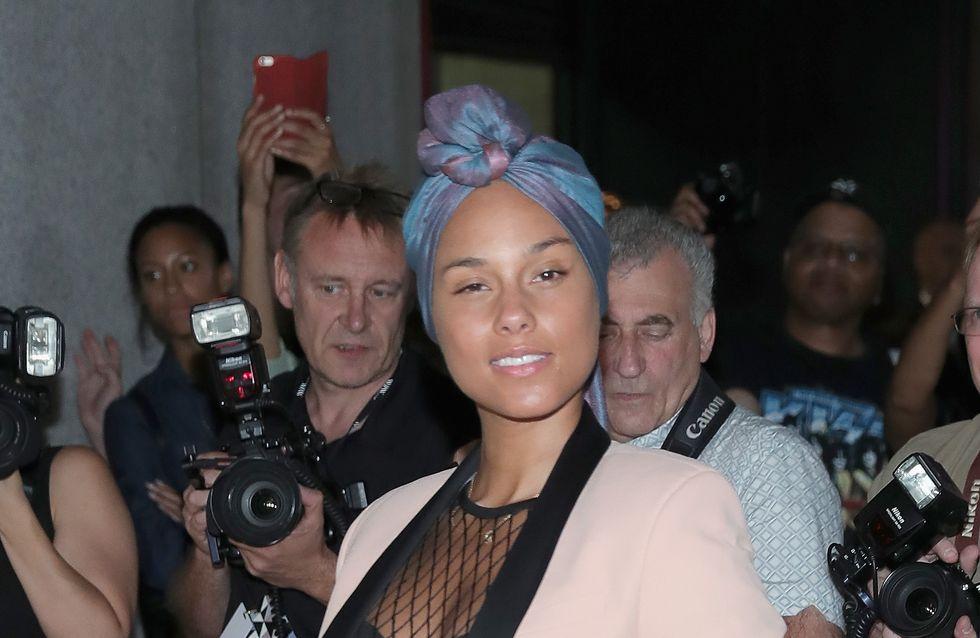 Alicia Keys a fait le sacrifice ultime pour avoir une belle peau
