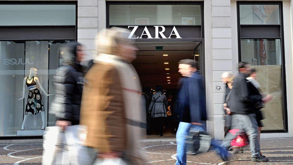 Et on dit merci Zara pour cette souris morte coincée dans la couture d'une robe (Photos)
