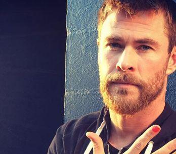 Chris Hemsworth y otros famosos que se han unido a la campaña #PolishedMan contr