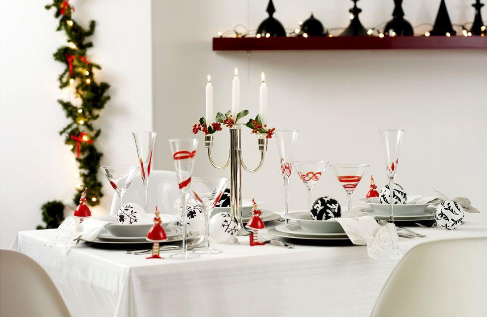 5 menus très Noël selon votre besoin, pour un repas de fêtes ultra réussi