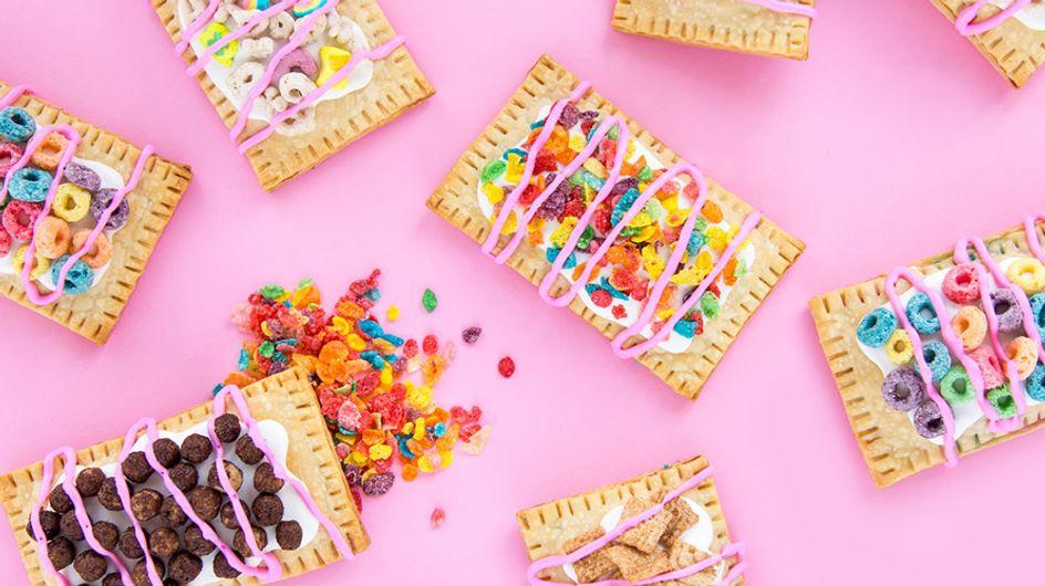 ¡Endúlzate con cereales de colores! Una nueva tendencia para las más golosas