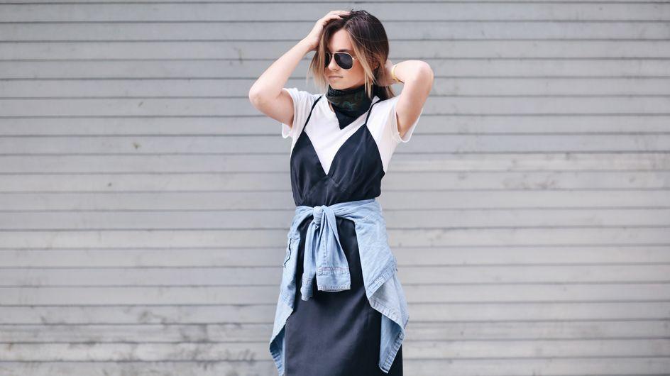 Sexy street style: luce un look lencero en la calle