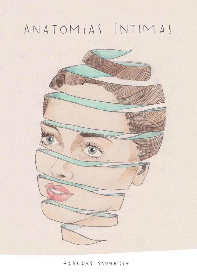Anatomías íntimas. Carlos Sadness