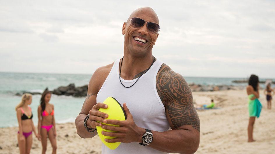 El hombre de la semana es... ¡Dwayne Johnson!