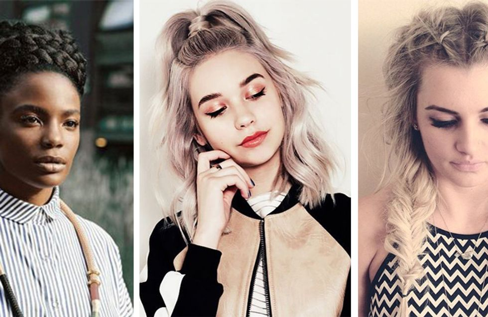 10 Winter Hairstyles For The Lazy Girl In You