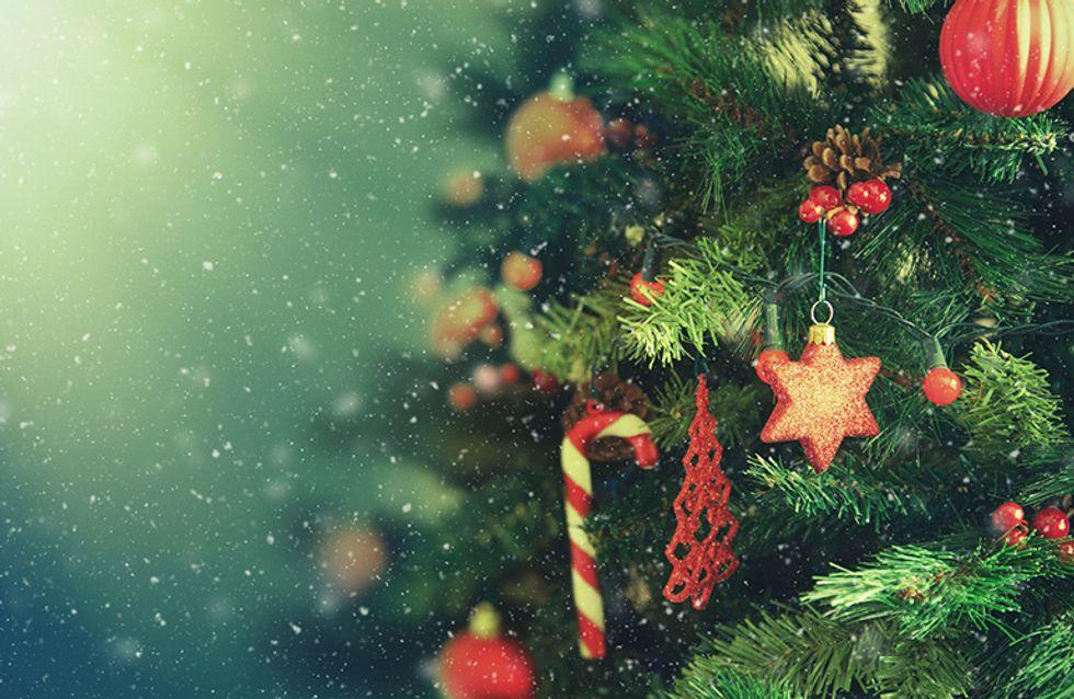 Como montar a árvore de Natal?