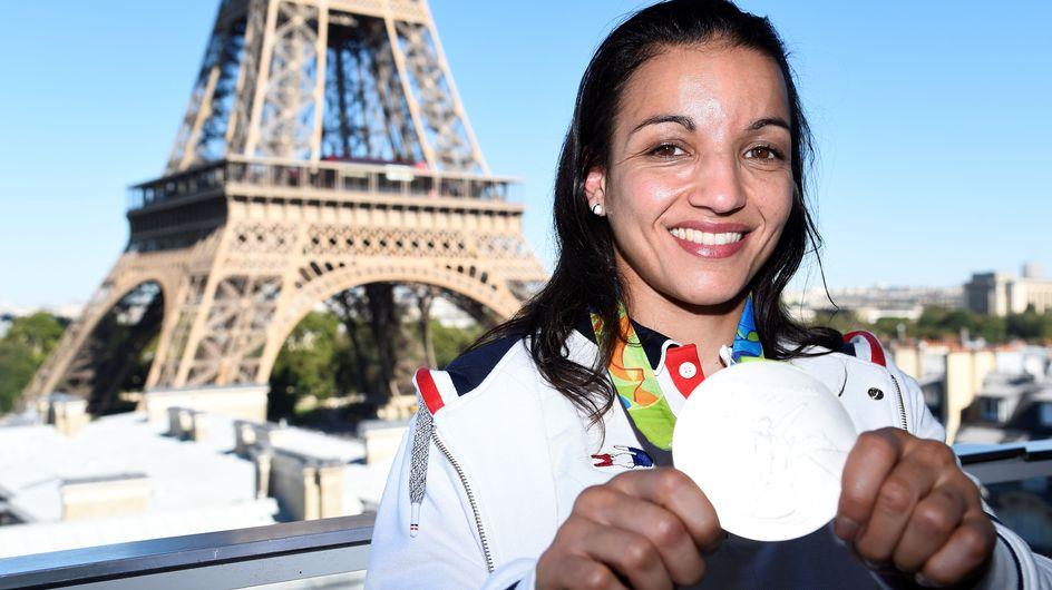 Sarah Ourahmoune : La boxe c'est surtout réfléchir et ne pas trembler
