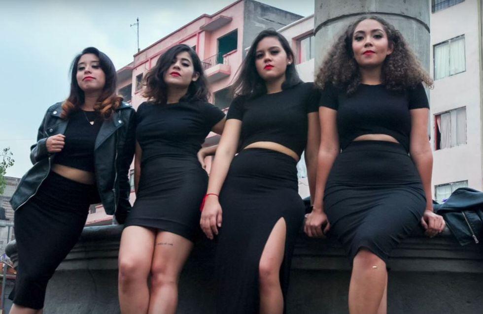 Les femmes de la semaine : Las Morras, celles qui luttent contre le harcèlement de rue au Mexique