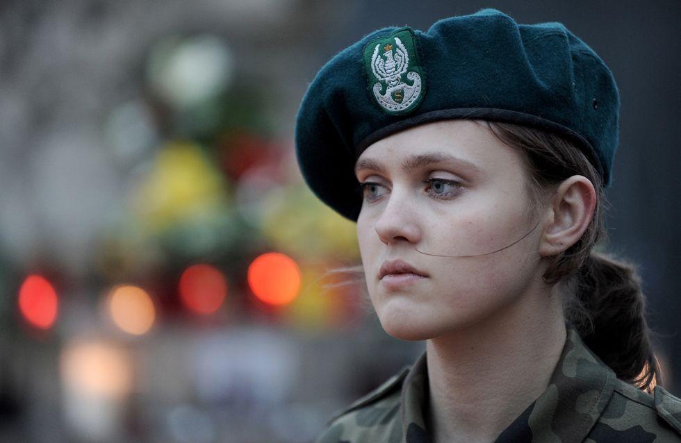 L'armée polonaise donne des cours de self-defense aux femmes gratuitement