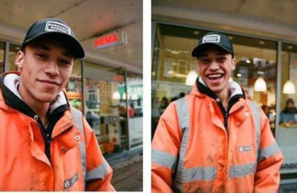 Ouvrier dans le bâtiment, il devient mannequin grâce à une photo sur Instagram