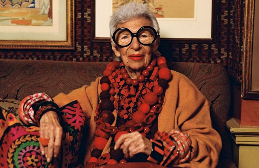 12 Life Lessons We Can All Learn from Iris Apfel