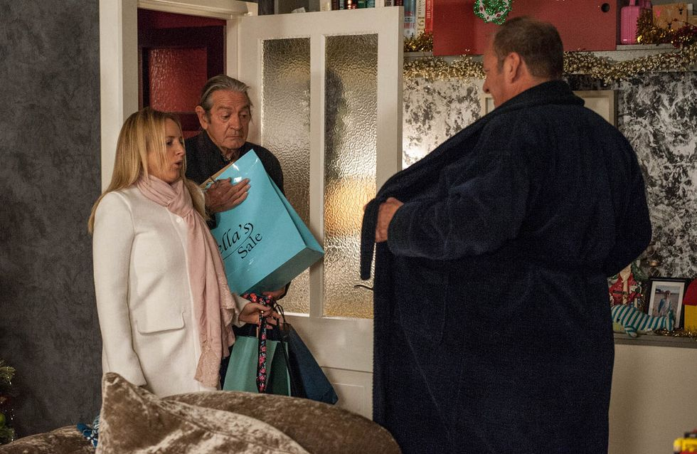 Emmerdale 30/11 - Bernice Tries To Sort Jimmy Out