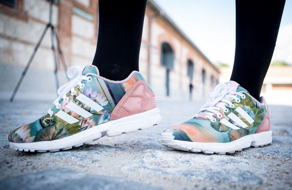 Alerte : Calzedonia sort un collant adapté aux sneakers (Photos)