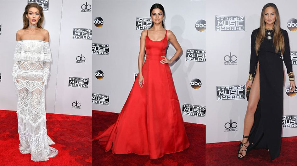 The Best Fashion Moments From The AMAs 2016