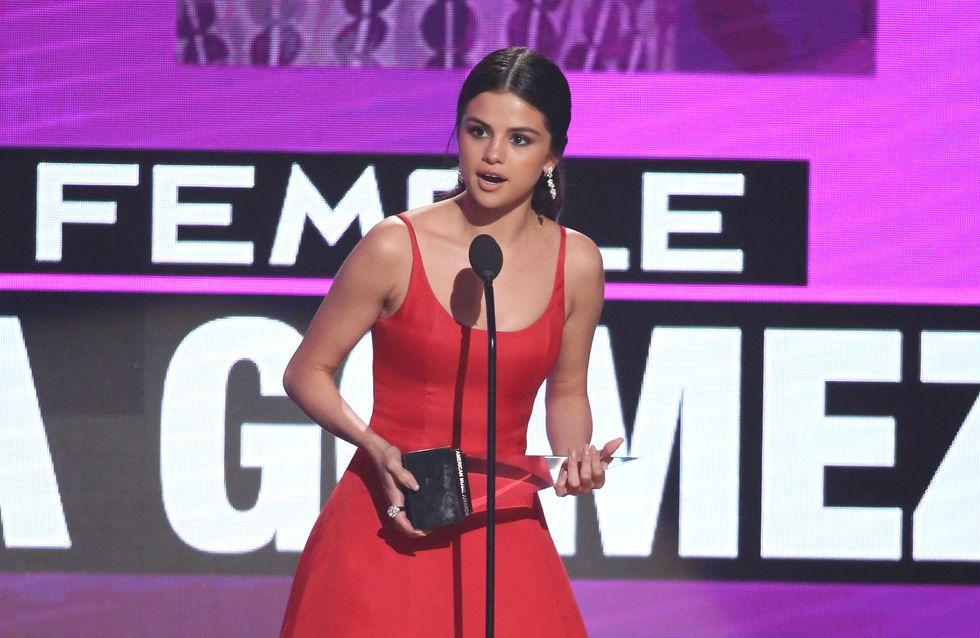 """La reaparición de Selena Gomez: """"Estaba rota por dentro"""""""