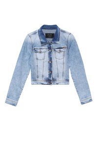 Jaqueta jeans Damyller, R$199