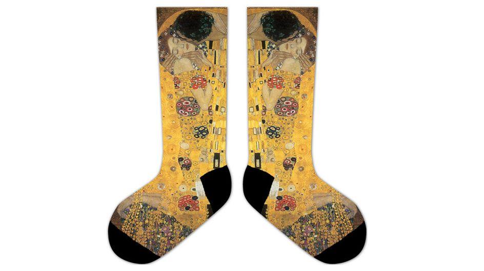 Amantes del arte, ¡estos calcetines son para vosotros!