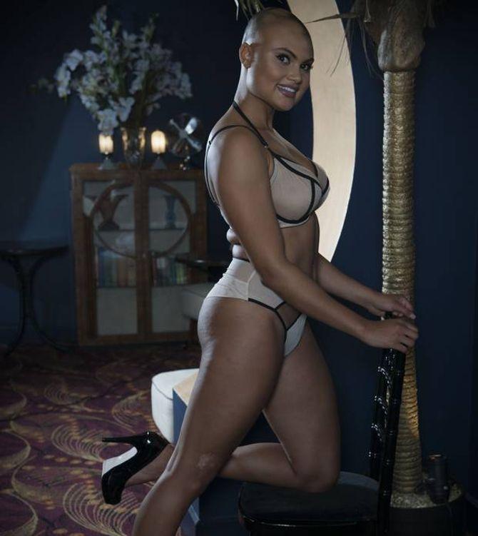 Curvy Kate sublime nos différences dans une nouvelle campagne lingerie
